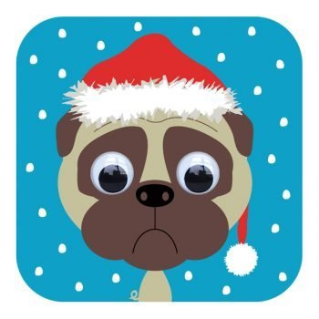 stripey-cats-cards-515-Puggin-Christmas