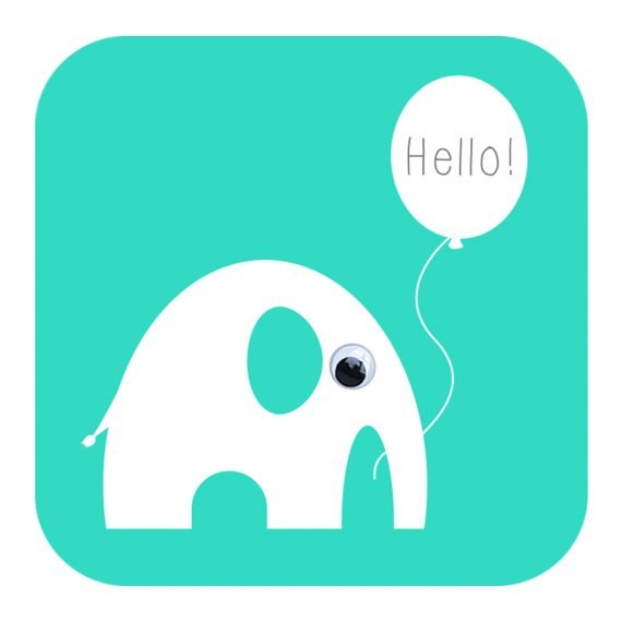 stripey-cats-cards-615-Hello-Elephant