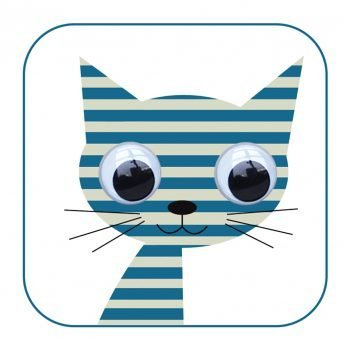 Stripey-cats-059-Sammy-Stripey-Cat-Blue