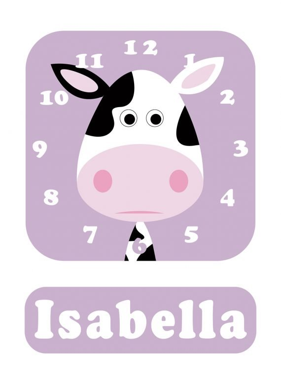 Stripey-cats-Cow-Clock-lilac-01