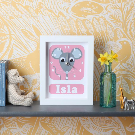 Stripey-cats-Mouse-Clock