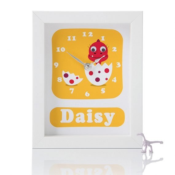 Stripey-cats-Personalised-Dinosaur-Clock-Daisy