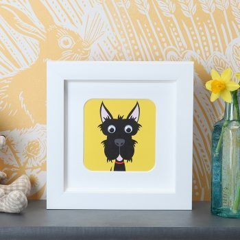 Stripey-cats-Scotty-dog-Frame
