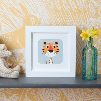 Stripey-cats-Tiger Frame