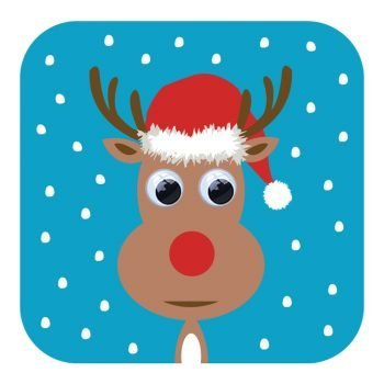 stripey-cats-cards-504-Rufus-Reindeer