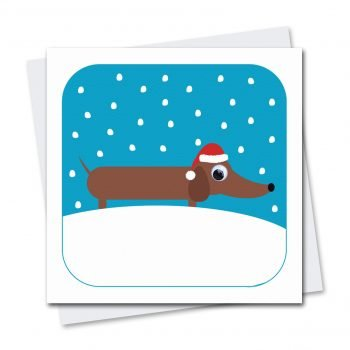 509-Sausage-Dog-Christmas-Card-by-Stripey-Cats
