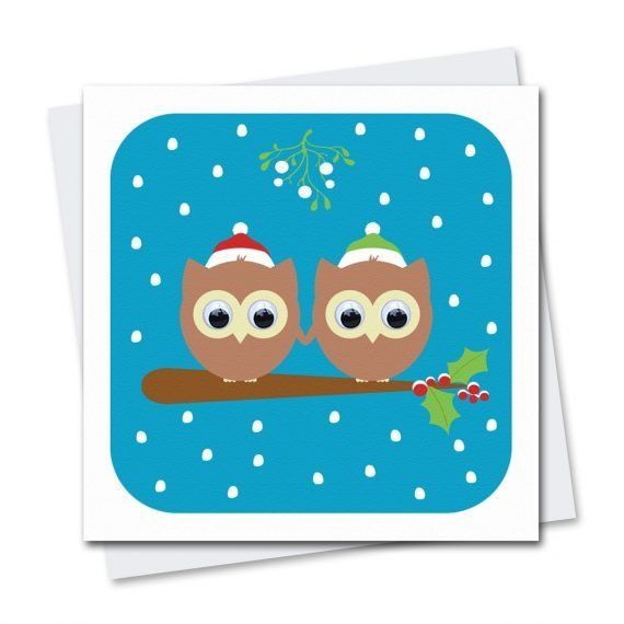 517-Owl-Love-Christmas-Card-with-wobbly-eyes-by-Stripey-Cats