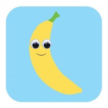 Basil Banana Card