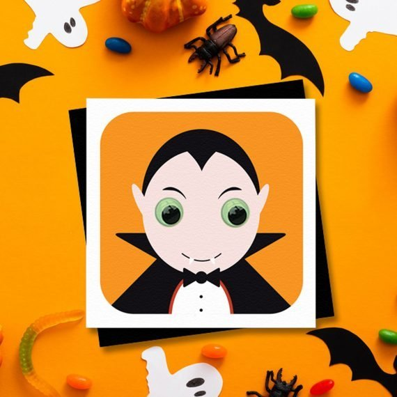 Halloween-Party-Invitation-Card-Dracula-By-Stripey-Cats