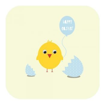stripey-cats-cards-551-Charlie-Chick-blue
