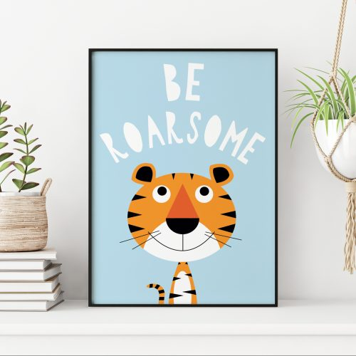 stripey-cats-be-roarsome-tiger-print