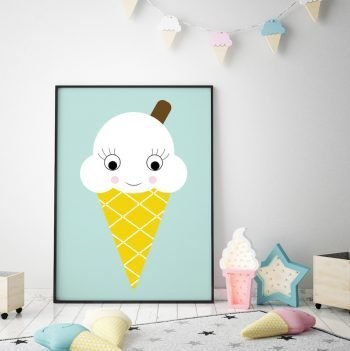 ice-cream-nursery-print-stripy-cats