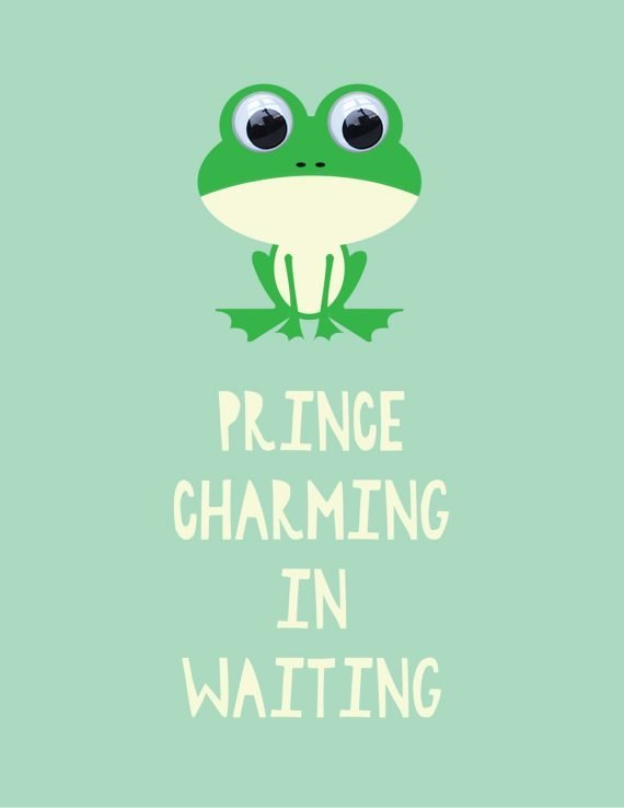Valentines 643 Prince-Charming-Card