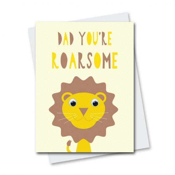 627-Roarsome-Dad-Lion-Birthday-Card-by-Stripey-Cats
