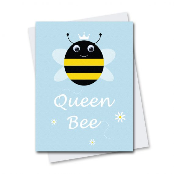 637-Queen-Bee-Birthday-Card-by-Stripey-Cats