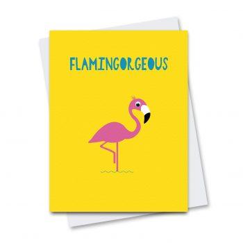 645-Flamingorgeous-Birthday-Card-Stripey-Cats