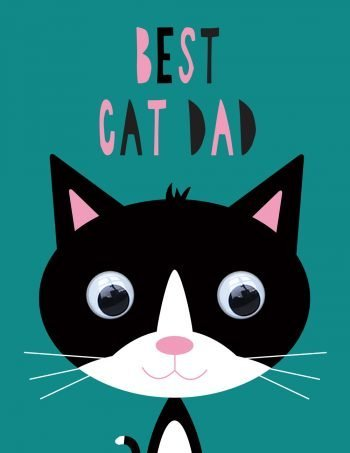 best-cat-dad-stripey-cats-fathers-day-birthday-