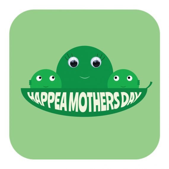 Happea Mother's Day Card by Stripey Cats