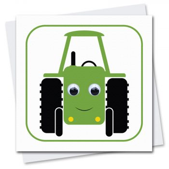 402-trevor-tractor-Childrens-Birthday-Card-by-Stripey-Cats