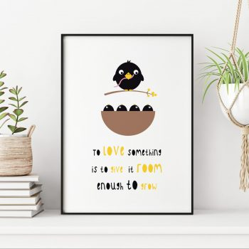 stripey-cats-to-love-something-blackbird-quote-nursery-print