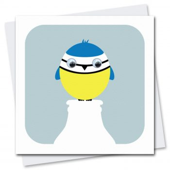 004-Billy-Blue-Tit-Birthday-Card-Stripey-Cats