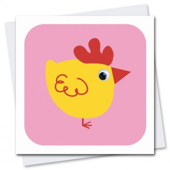 008-Georgina-Chicken-Birthday-Card-Stripey-Cats