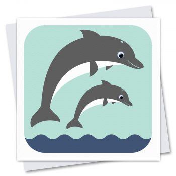 010-Dolly-&-Dotty-Dolphin-Childrens-Birthday-Card-by-Stripey-Cats