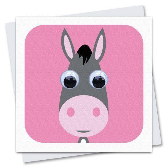 014-Doreen-Donkey-Pink-Childrens-Birthday-Card-by-Stripey-Cats