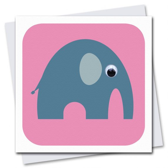016-Elwyn-Elephant-Pink-Children's-Birthday-Card-by-Stripey-Cats