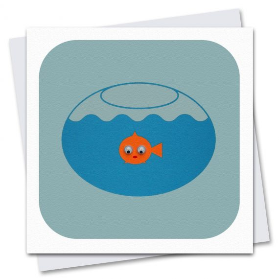 023-Gilbert-Goldfish-Children's-Birthday-Card-by-Stripey-Cats
