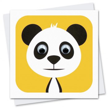 041-Pearl-Panda-Yellow-Children's-Birthday-Card-by-Stripey-Cats