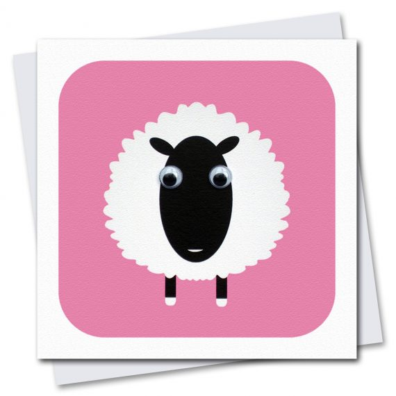 052-Shirley-Sheep-Pink-Children's-Card-by-Stripey-Cats