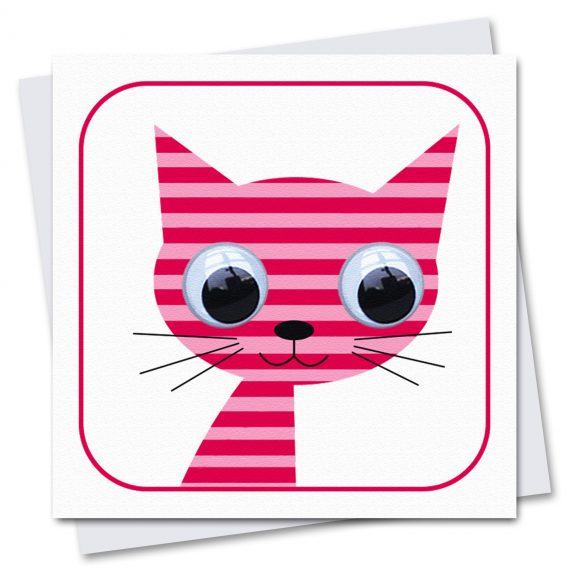 057-Sammy-Stripey-Cat-Pink-Children's-Birthday-Card-by-Stripey-Cats