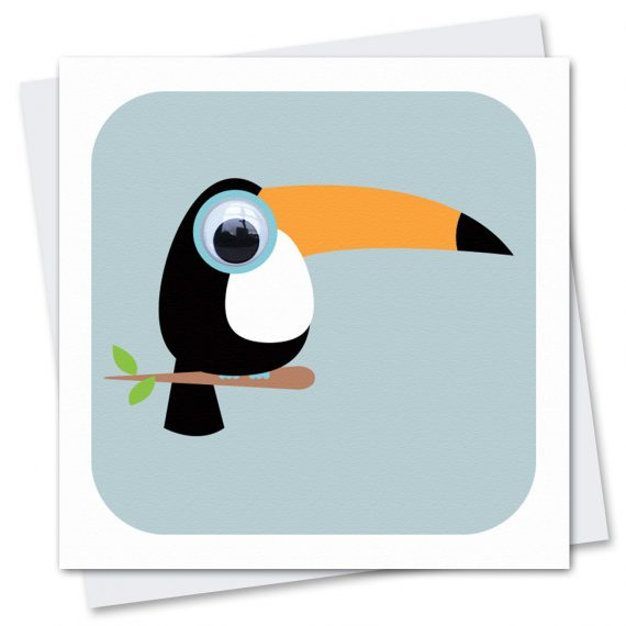 061-Tilly-Toucan-Children's-Birthday-Card-by-Stripey-Cats