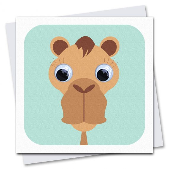 065-Camille-Camel-Spearmint-Children's-Birthday-Card-by-Stripey-Cats