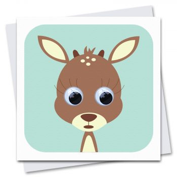 070-Deirdre-Deer-Childrens-birthday-card-by-Stripey-Cats