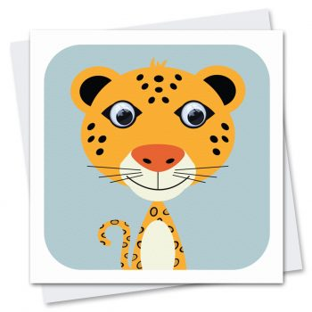 080-Leo-Leopard-Children's-Birthday-Card-by-Stripey-Cats