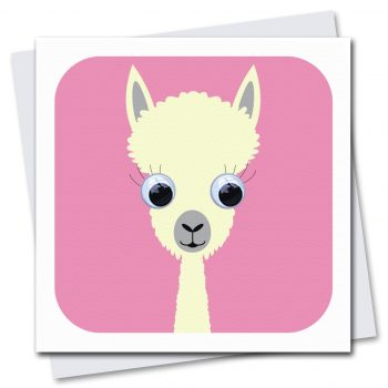 092-Linda-Llama-Children's-Birthday-Card-Stripey-Cats