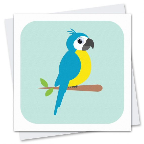 095-Pickles-Parrot-Children's-Birthday-Card-by-Stripey-Cats