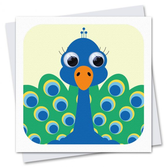 097-Pru-Peacock-Childrens-Birthday-Card-by-Stripey-Cats