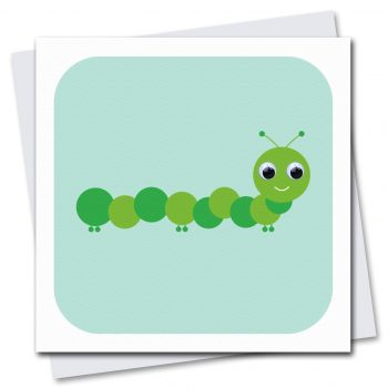 098-Casper-Caterpillar-Children's-Birthday-Card-by-Stripey-Cats