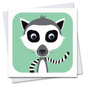 104-Lee-Lemur-Childrens-Birthday-Card-by-Stripey-Cats