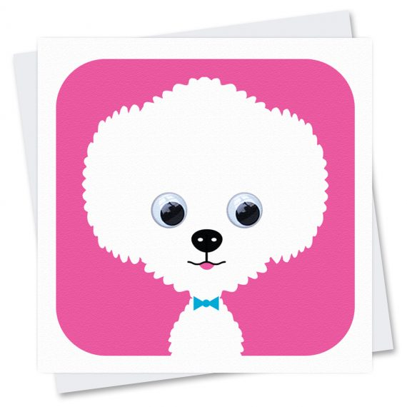 238-Bella-Bichon-Frise-Childrens-Birthday-Dog-Card-by-Stripey-Cats