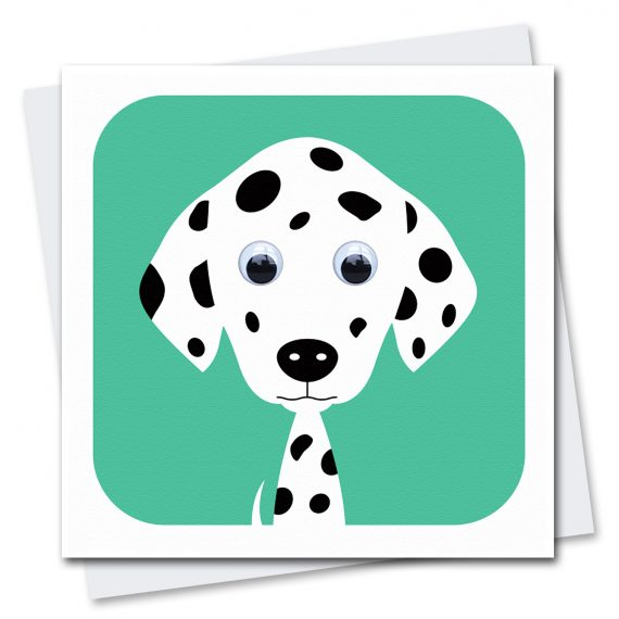 246-Danny-Dalmatian-Children's-Birthday-Dog-Card-Stripey-Cats