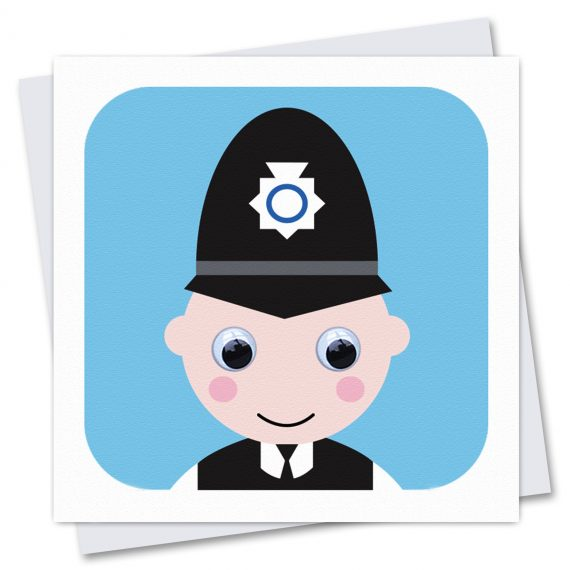 703-PC-Pickle-Police-Childrens-Birthday-Card-by-Stripey-Cats