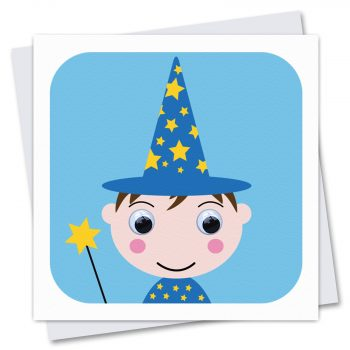714-Willie-Wizard-Childrens-Birthday-Card-by-Stripey-Cats