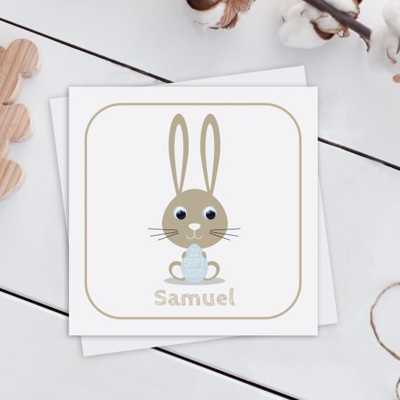 New-baby-personalised-Bunny-Card