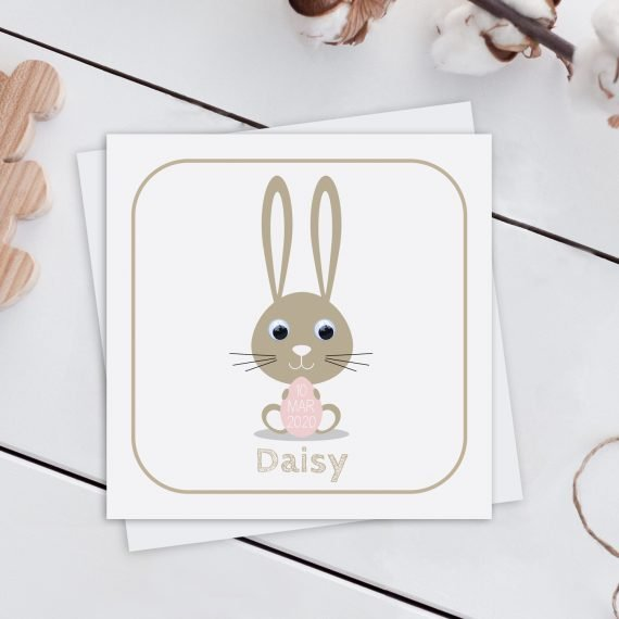 Personalised-New-Baby-Girl-Bunny-Card