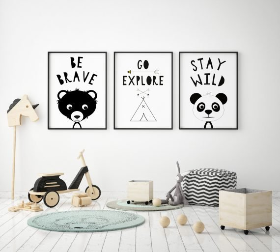 stripey-cats-adventure-nursery-prints