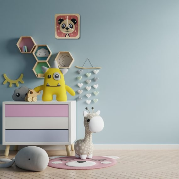 Panda-Wobbly-eyed-Wooden-Clock–by-Stripey-Cats
